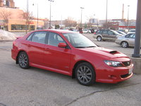 Picture of 2009 Subaru Impreza WRX Base, exterior, gallery_worthy