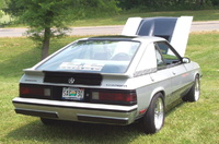 1985 Dodge Charger picture, exterior