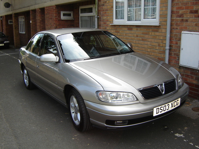 Picture of 2003 Vauxhall Omega