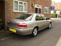Picture of 2003 Vauxhall Omega, exterior, gallery_worthy
