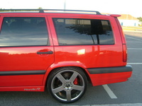 1997 Volvo 850 4 Dr R Turbo Wagon picture, exterior