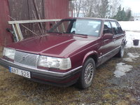Picture of 1992 Volvo 960 Sedan, exterior, gallery_worthy