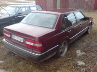 Picture of 1992 Volvo 960 Sedan, exterior