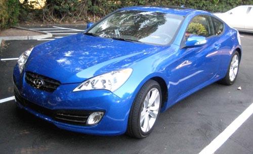 2010 Hyundai Genesis Coupe. 2010 Hyundai Genesis Coupe