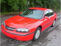 2000 Chevrolet Impala Overview