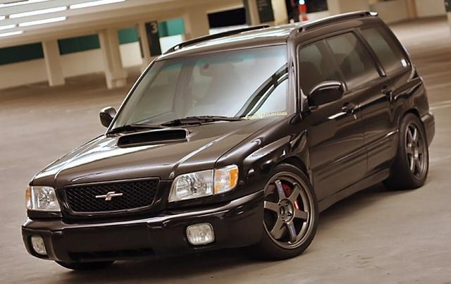1998 Subaru Forester Pictures Cargurus