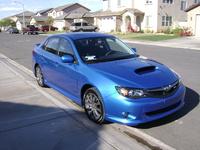 2009 Subaru Impreza WRX Premium picture, exterior