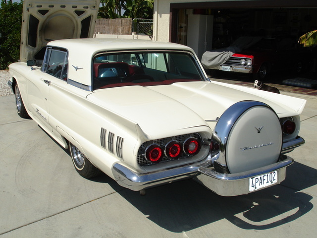 1960 Ford Thunderbird Pictures Cargurus
