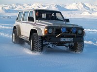 1995 Nissan Patrol Overview