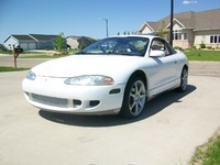1996 Mitsubishi Eclipse GSX Turbo AWD, 1996 Mitsubishi Eclipse 2 Dr GSX Turbo AWD Hatchback picture, exterior