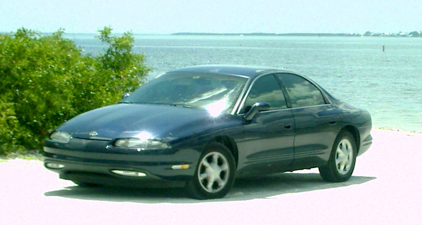Oldsmobile Aurora Custom Parts