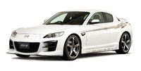 2009 Mazda RX-8 Grand Touring picture, exterior, manufacturer
