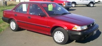 Picture of 1991 Toyota Corolla LE, exterior