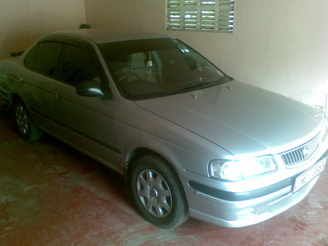 Picture of 2000 Nissan Sunny, exterior
