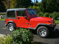 Picture of 1995 Jeep Wrangler Rio Grande, exterior, gallery_worthy