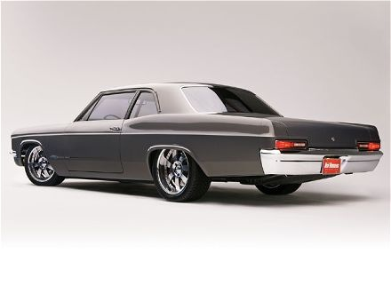 Picture of 1966 Chevrolet Biscayne, exterior, gallery_worthy