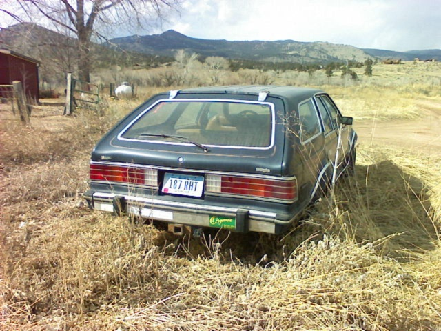Picture of 1985 AMC Eagle