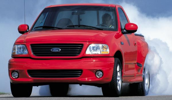 Picture of 2001 Ford F-150 SVT Lightning, exterior
