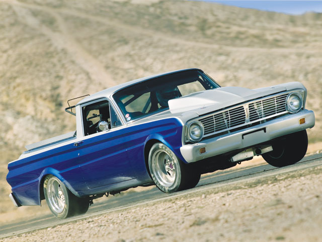 picture of 1965 ford ranchero exterior