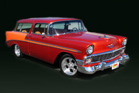 Picture of 1956 Chevrolet Nomad, exterior