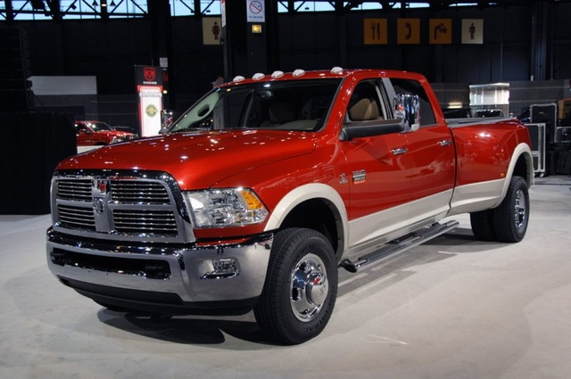 Picture of 2009 Dodge Ram 3500