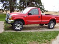 Picture of 1999 Ford F-350 Super Duty Lariat LB 4WD, exterior, gallery_worthy
