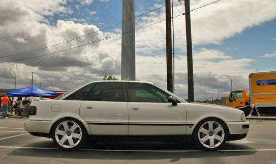 1993 Audi 90 4 Dr CS quattro AWD Sedan picture, exterior