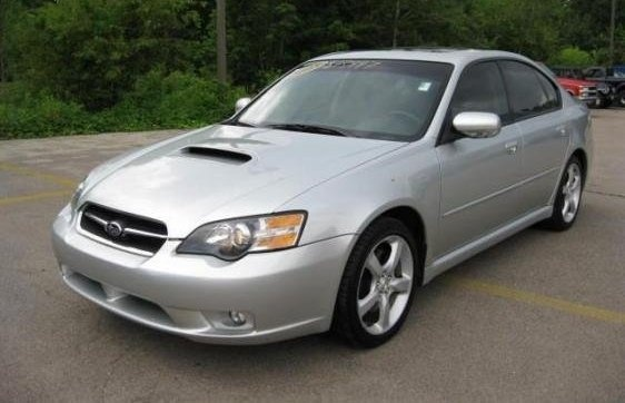 Picture of 2005 Subaru Legacy 2.5 GT Limited