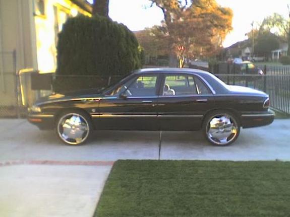 1997 Buick LeSabre Custom, 1997 Buick LeSabre Buick LeSabre 4dr Custom Sedan
