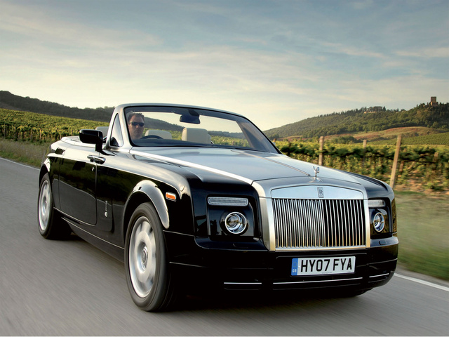 Picture of 2008 Rolls-Royce Phantom Drophead Coupe Convertible
