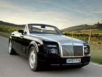 2008 Rolls-Royce Phantom Drophead Coupe Convertible, 2008 Rolls-Royce Drophead Coupe Convertible picture, exterior