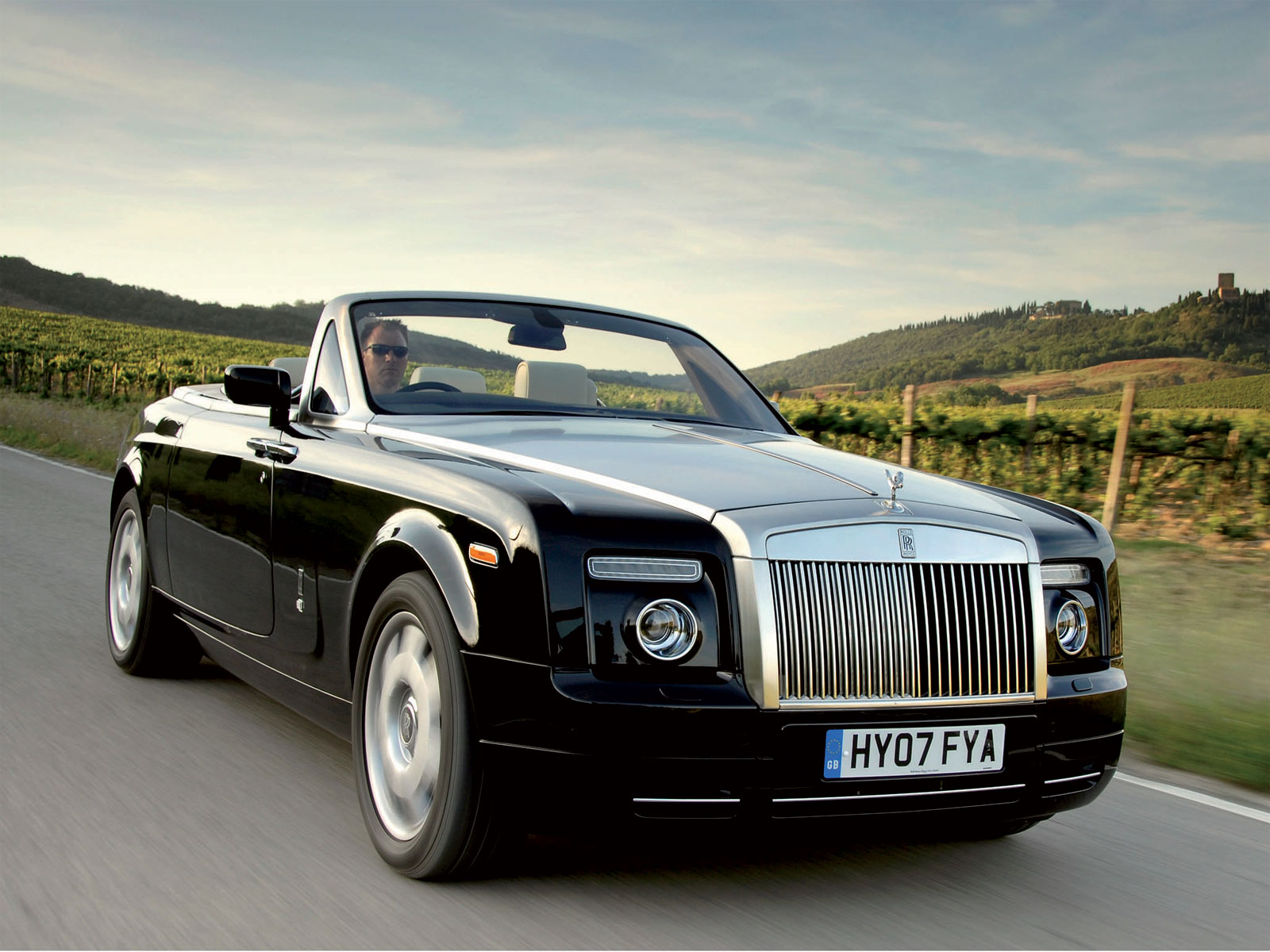 2008 Rolls Royce Drophead Coupe Convertible Pic 28520