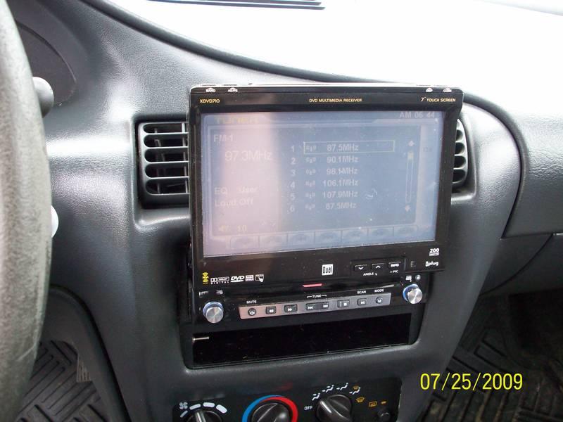 Mobil Mobilan Chevrolet Cavalier 2003