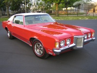 1971 Pontiac Grand Prix Picture Gallery