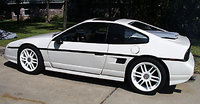 Picture of 1988 Pontiac Fiero GT, exterior, gallery_worthy