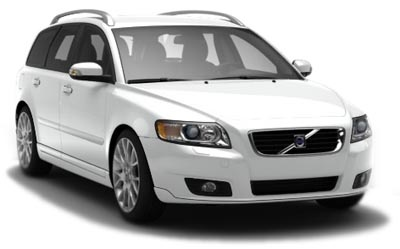 Picture of 2008 Volvo V50