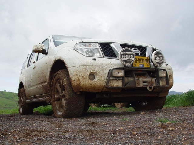 Picture of 2009 Nissan Pathfinder LE 4X4, exterior, gallery_worthy