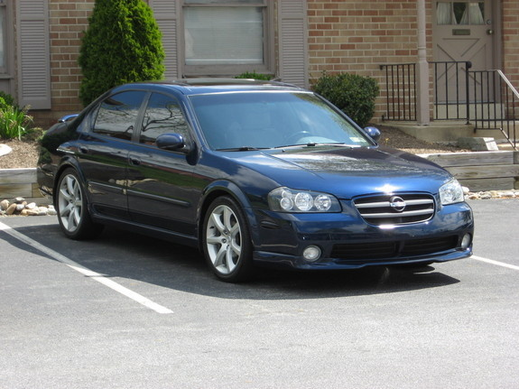 Picture of 2002 Nissan Maxima SE