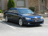 2002 Nissan Maxima Picture Gallery