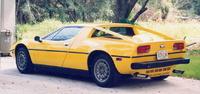 1973 Maserati Ghibli Overview
