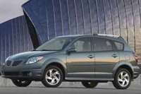 Picture of 2007 Pontiac Vibe Base, exterior, gallery_worthy