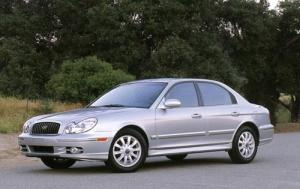 Picture of 2003 Hyundai Sonata LX