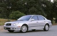 2003 Hyundai Sonata Picture Gallery