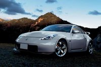 Picture of 2003 Nissan 350Z, exterior, manufacturer