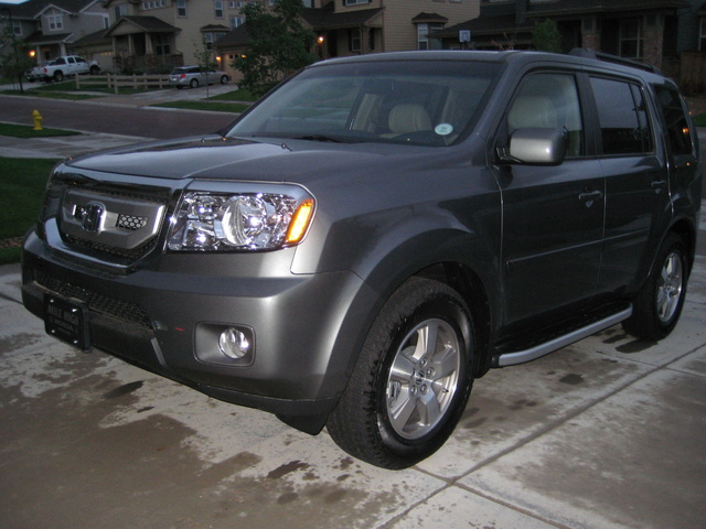 Picture of 2009 Honda Pilot EX-L 4WD, exterior, gallery_worthy