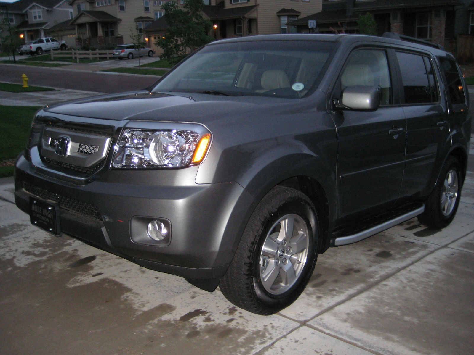2009 honda pilot pictures cargurus. Black Bedroom Furniture Sets. Home Design Ideas