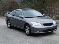 2004 Honda Civic Coupe Picture Gallery