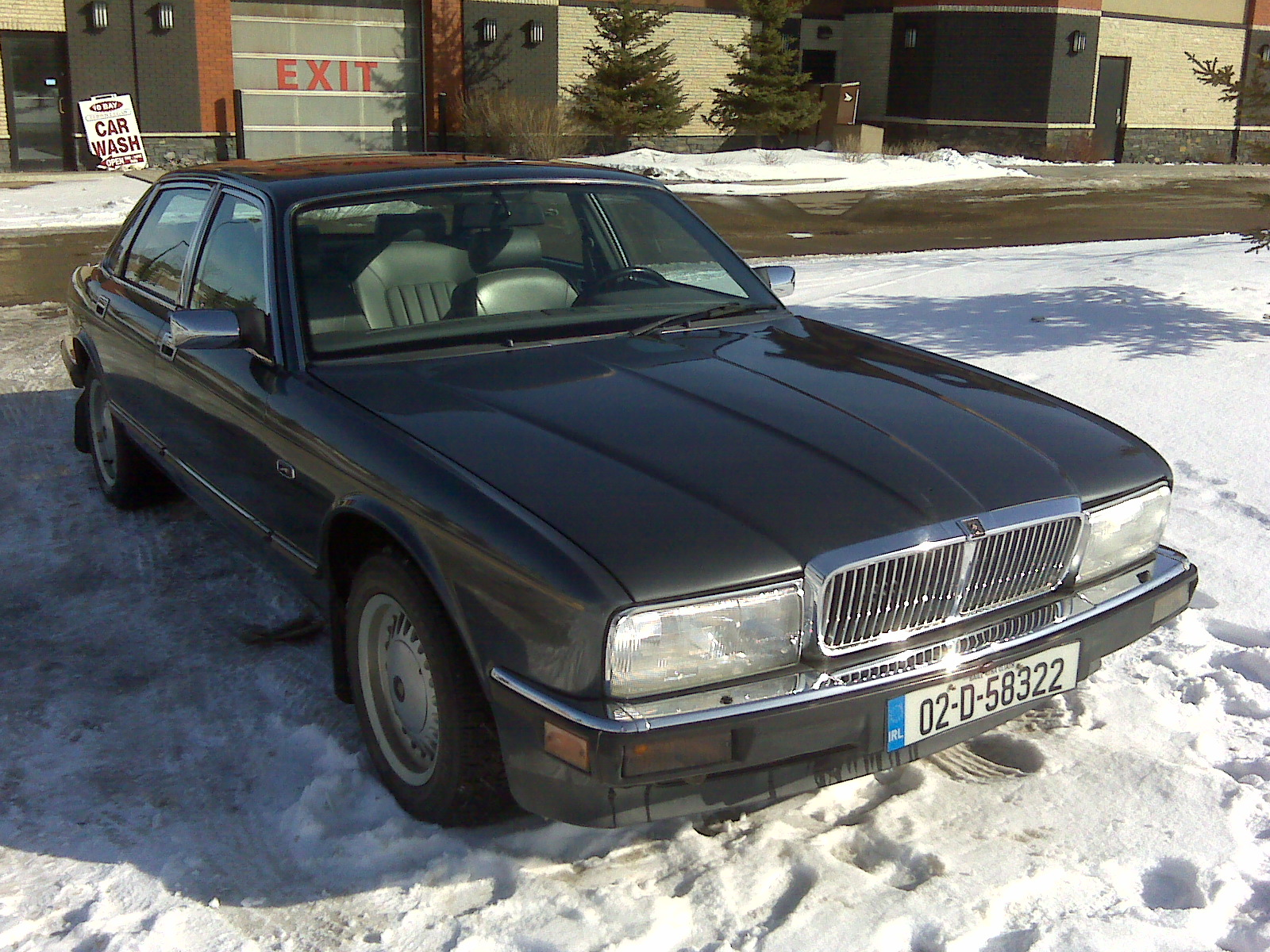 1990 Jaguar XJ-6 3.2 related infomation,specifications ...