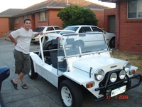 1977 Leyland Mini Moke Overview