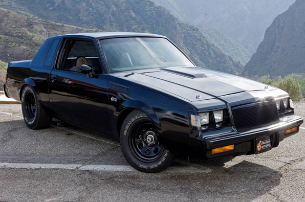 1987 Buick Grand National Pic 60748